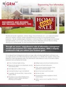 Real Estate Solution Brochure