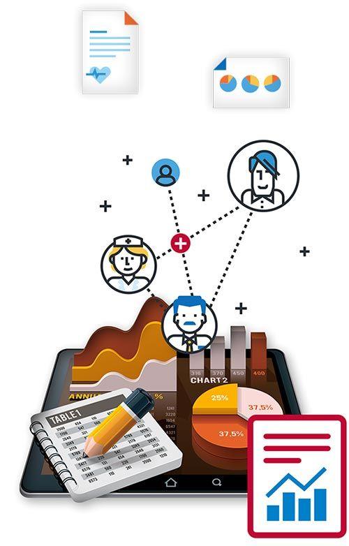Chart Management graphic