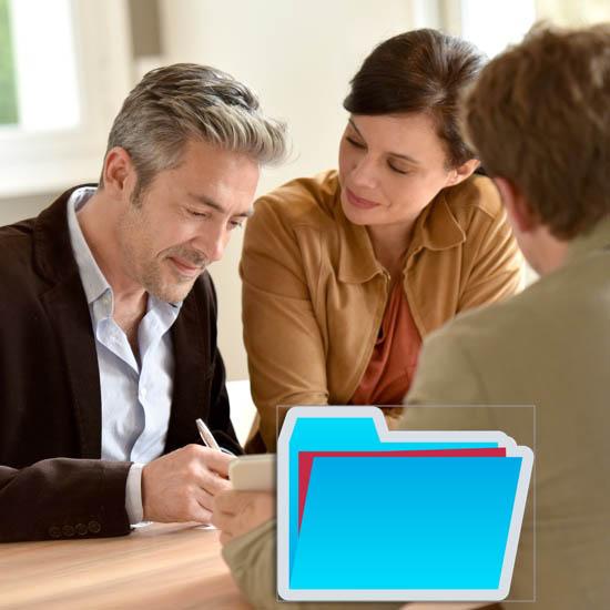 Information management software for real estate