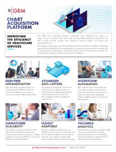 Chart Acquisition Platform